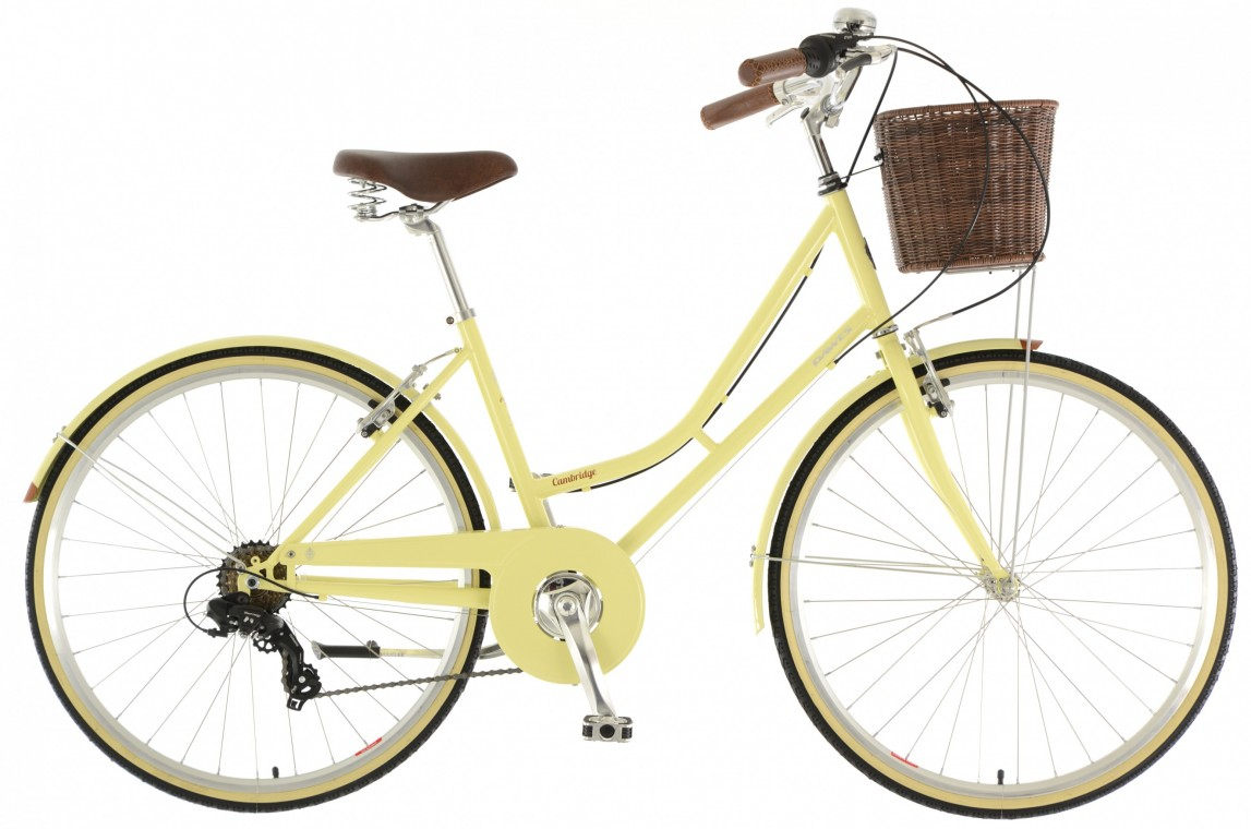 Cambridge Cream 2019 - Traditional Bike