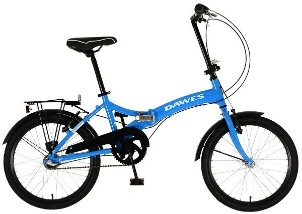 Diamond, Blue 2018 - Folding Bike