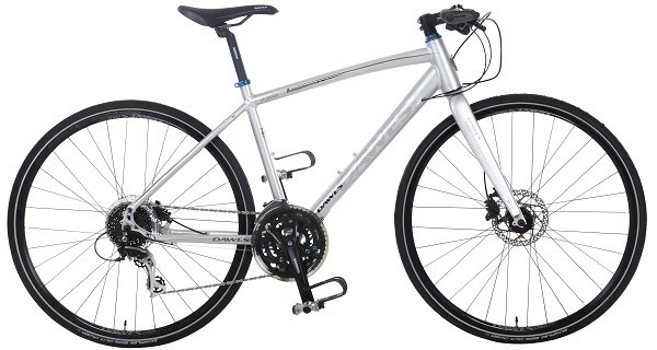 Discovery Speed 1 2018 - Flat Bar Road Bike