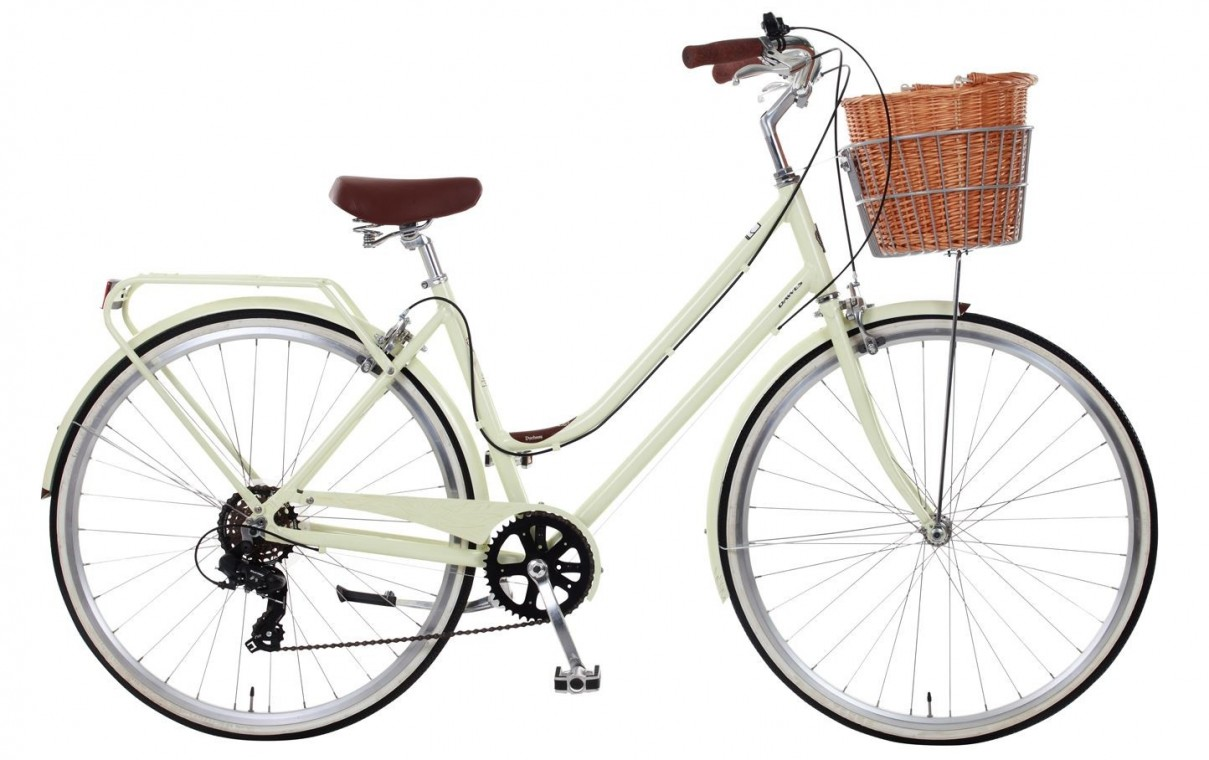 Duchess Deluxe Cream 2018 - Traditional Bike