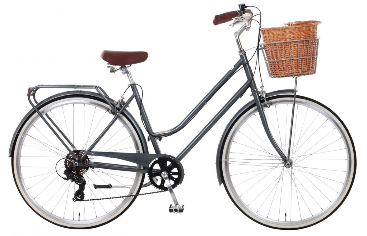 Duchess Metallic Slate 2018 - Traditional Bike