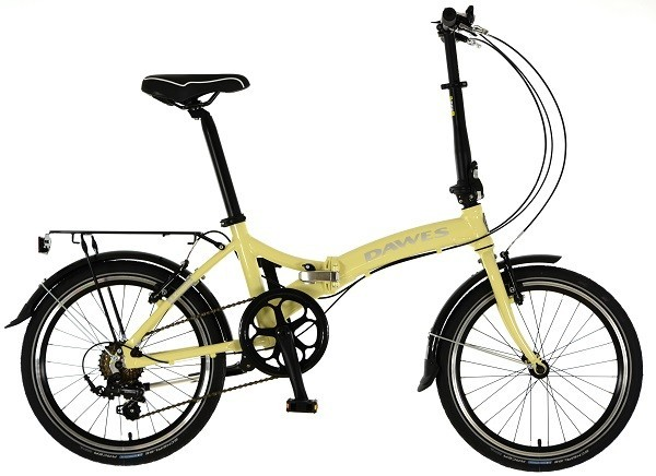 Kingpin, Ivory 2018 - Folding Bike