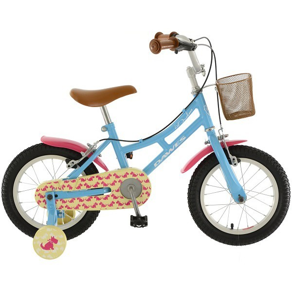 Dawes Lil Duchess 14 Blue - 2018 Kids Bike