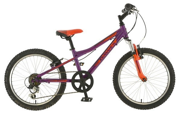 Redtail Purple 11 2018 - Kids Bike