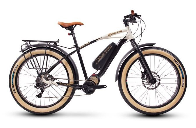 301da29b6d1ebd Fantic Seven Days City 2018 - Electric Bike