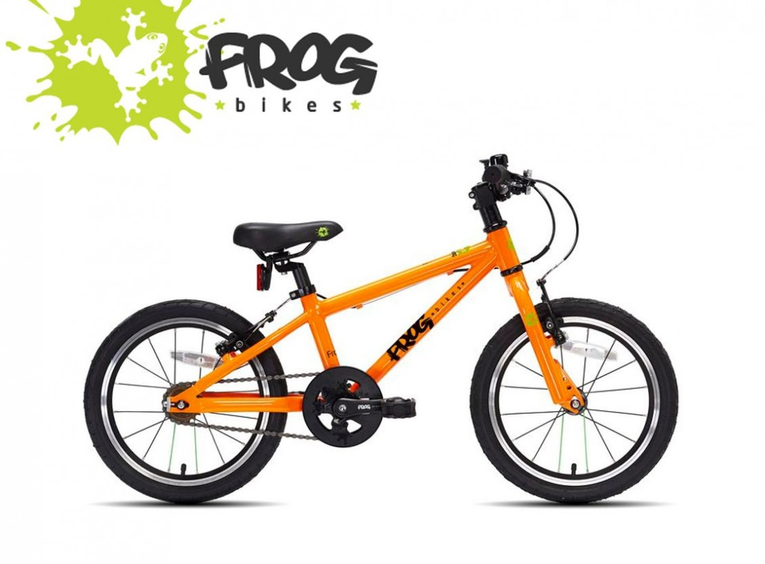 Frog 48 Orange 2019 Kids Bike