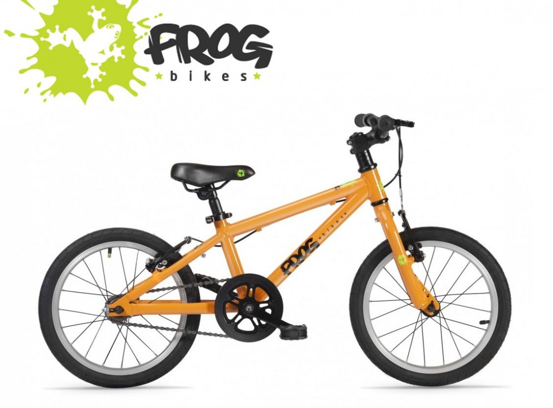 55 Orange 2019 - Kids Bike