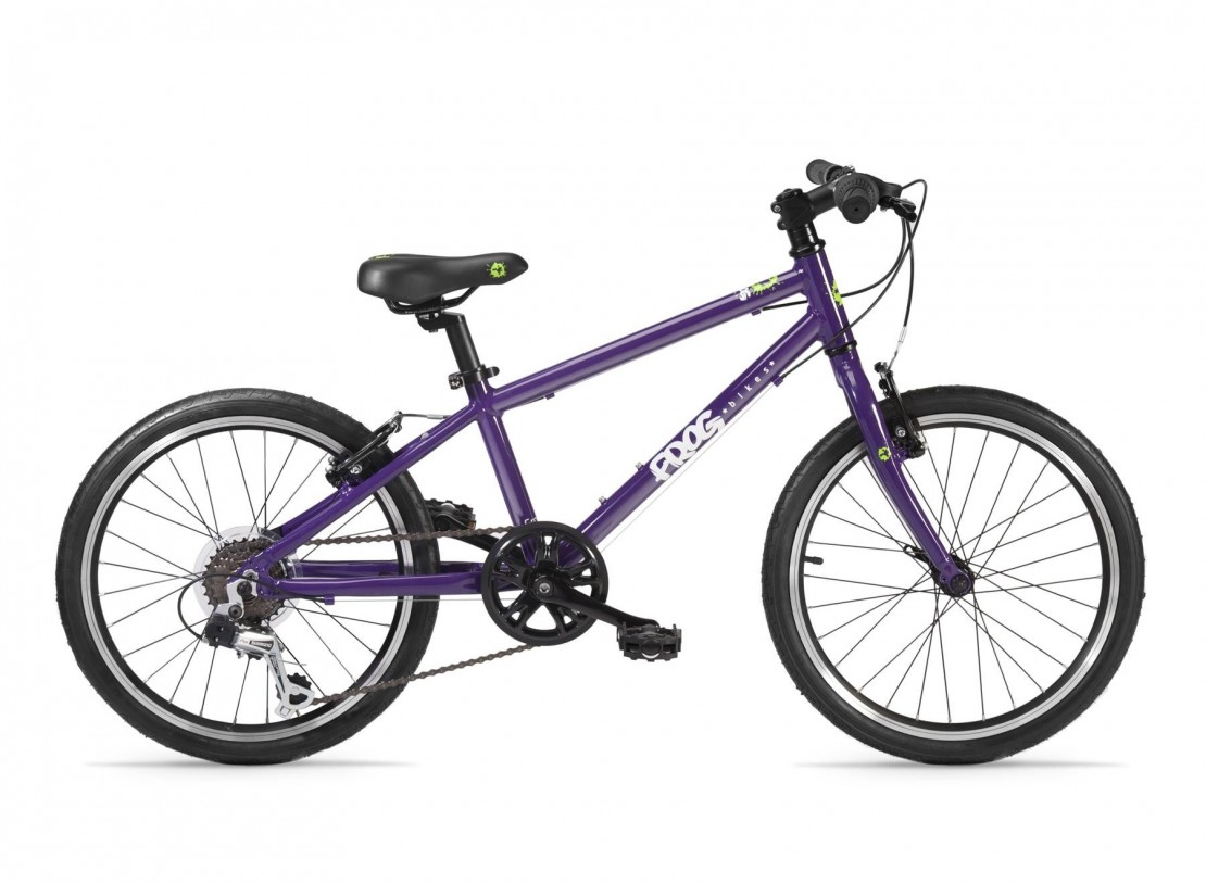 55 Purple 2018 - Kids Bike