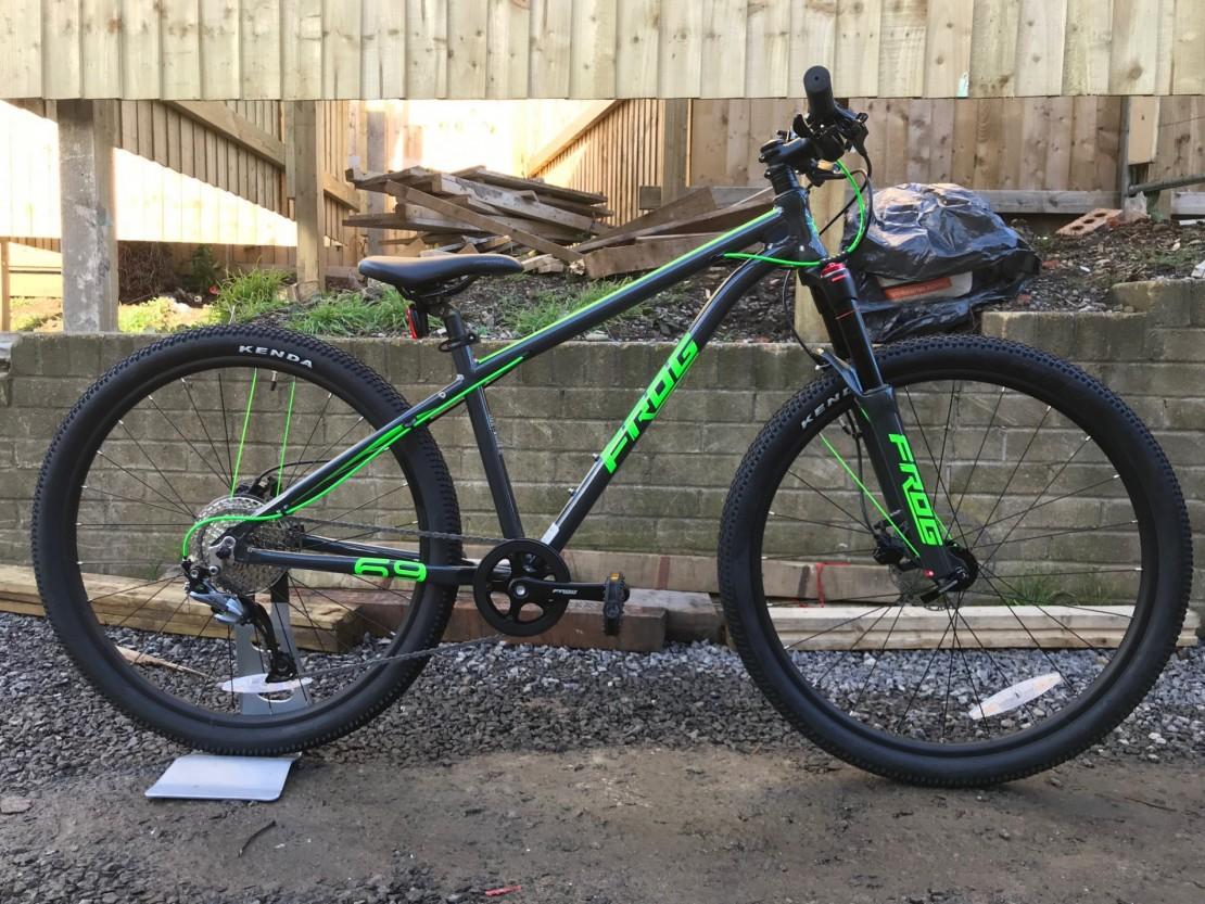 e84eca3ac34 Frog MTB 69 2019 - Kids Hardtail Mountain Bike