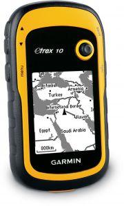 Garmin ETrex 10 GPS Unit GPS