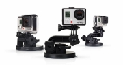 GoPro Suction Cup Mount Cameras