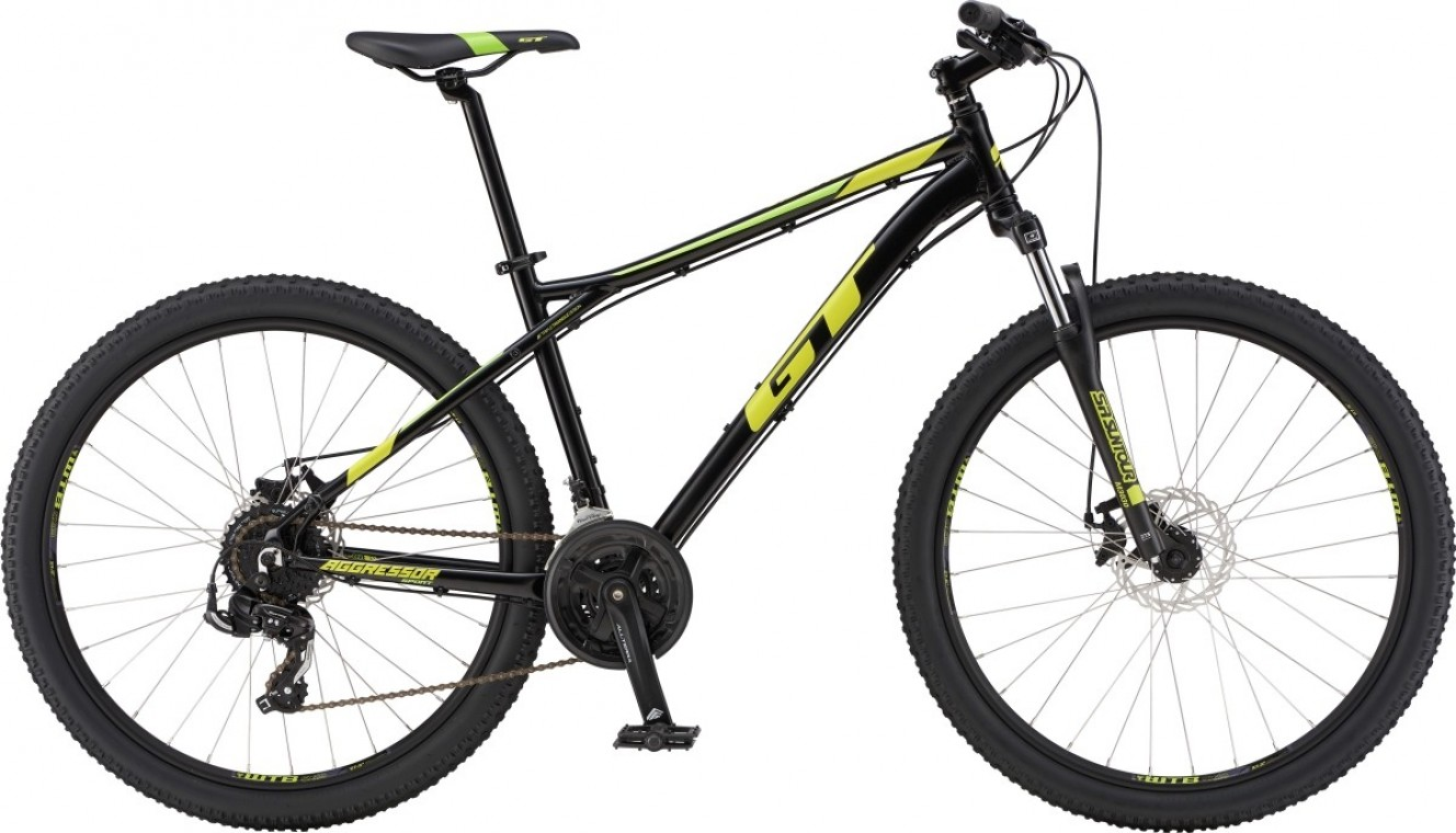 GT Aggressor Sport - Mountain Bike 2019 650B (27.5) Mountain Bike