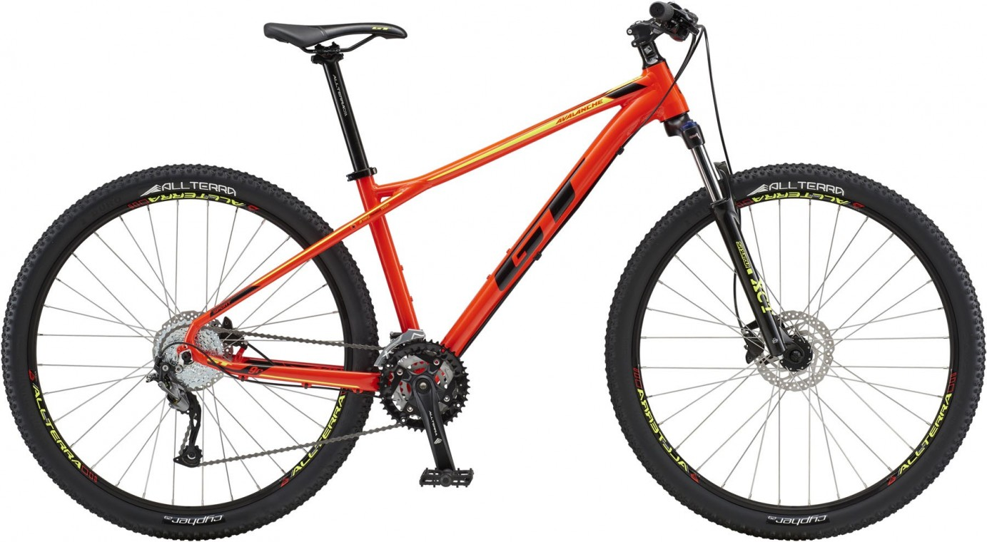 GT Avalanche Sport, 2018 - Hardtail mountain bike 27.5/29