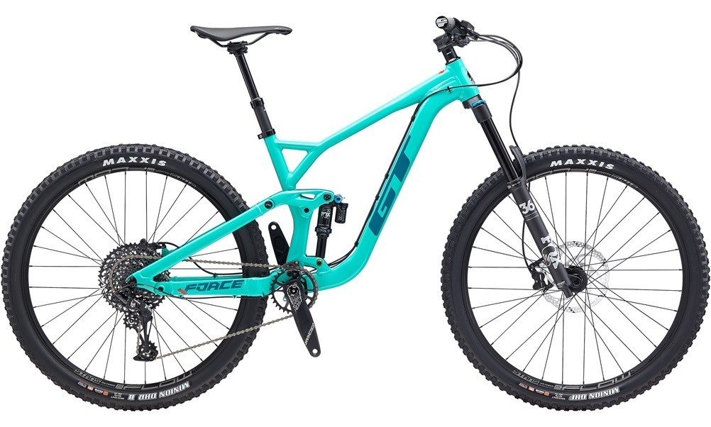 GT Force Al Expert 29 - Mountain Bike 2020 Full Suspension Mountain Bike (click to zoom)