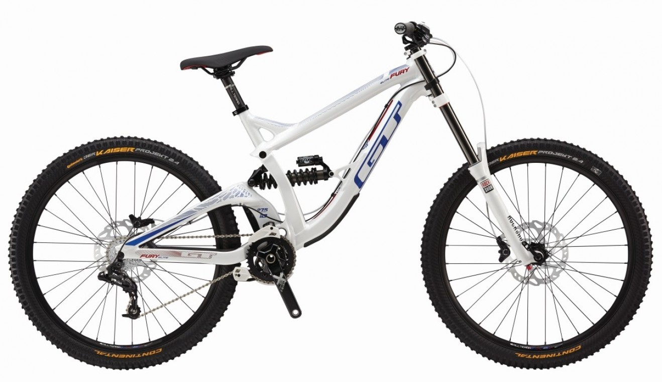 Gt Fury Elite Full Suspension 2015 Downhill Mountain Bike