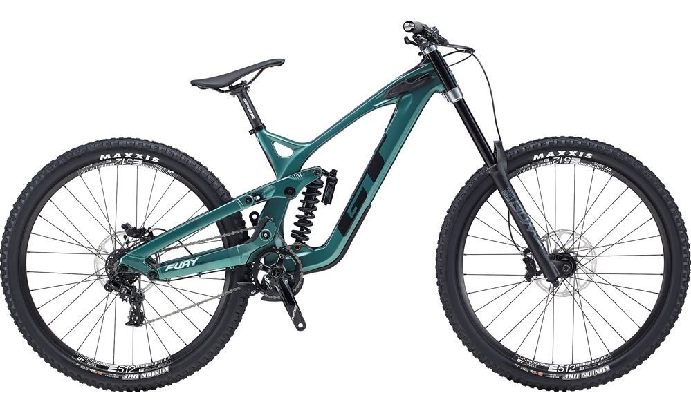 GT Fury Pro - Bike 2020 Full Suspension Mountain Bike (click to zoom)