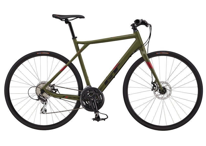 GT Grade FlatBar Comp 2017 - Road bike