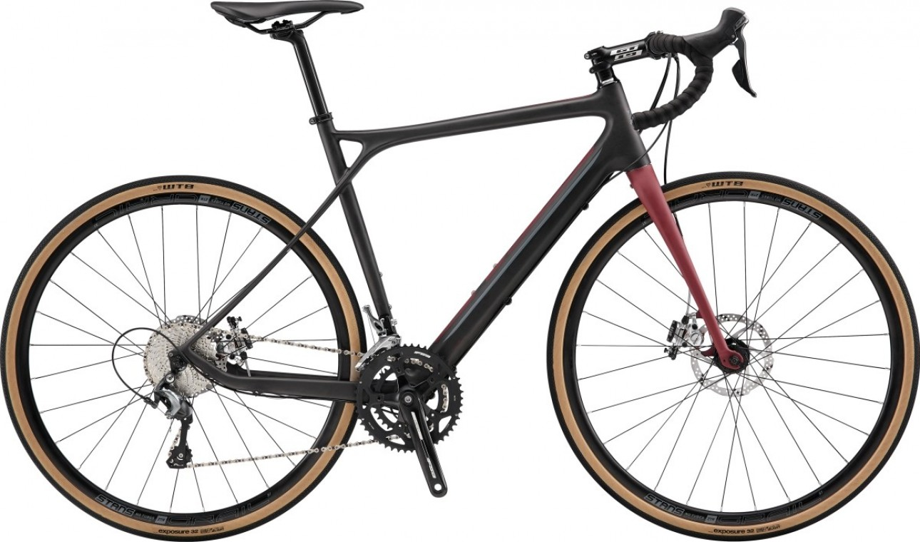 GT Grade Crb Elite -  2019 Road Bike (click to zoom)