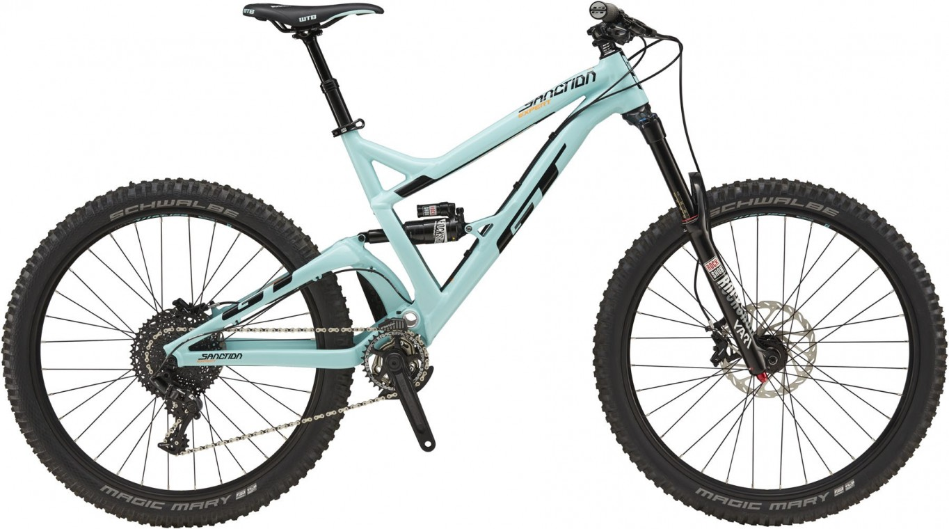 Sanction Expert, 2018 - Full Suspension bike 27.5