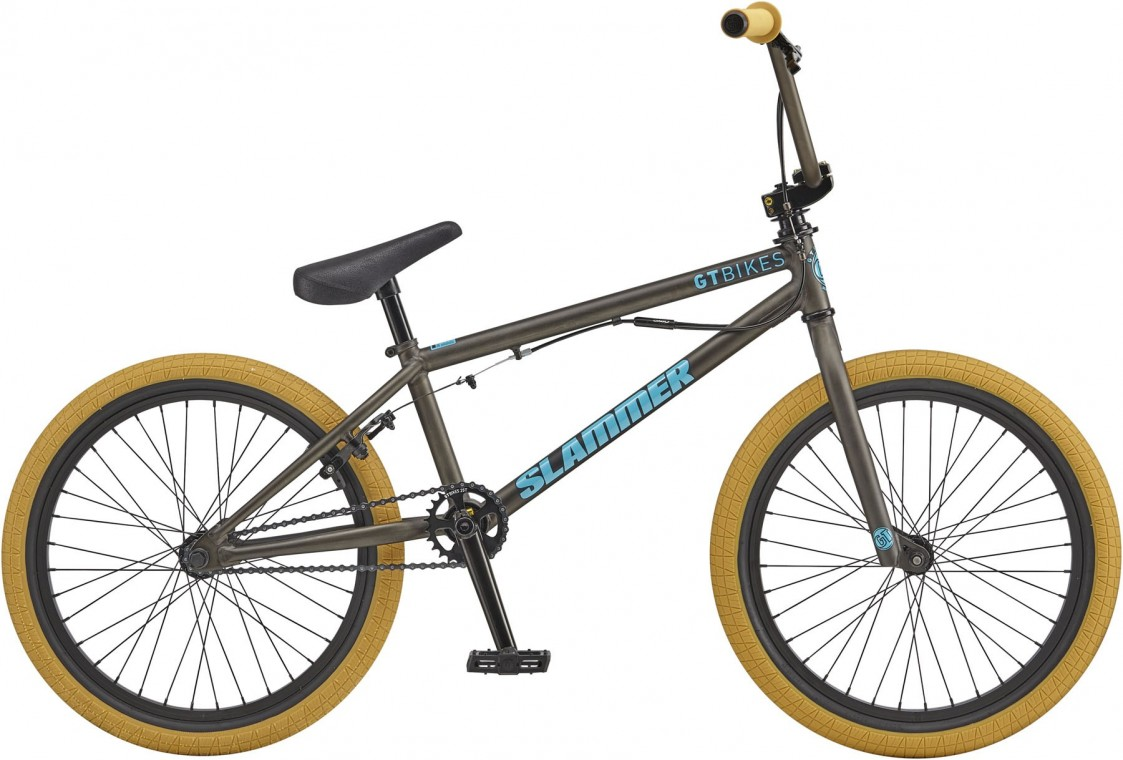 Slammer, 2018 - Urban bike, Yellow