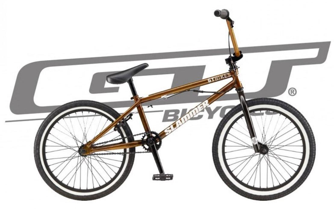 ac8f5008791 GT Slammer - 2019 BMX Bike