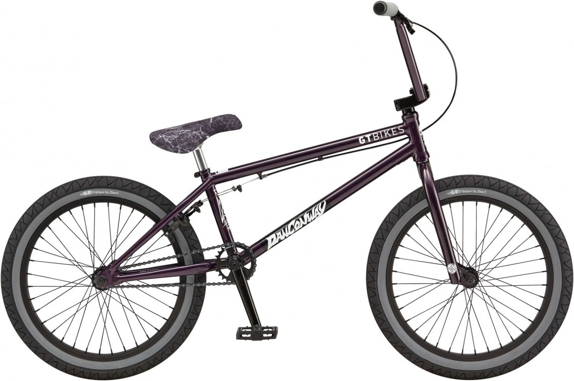 Team, 2018 - BMX bike, Red