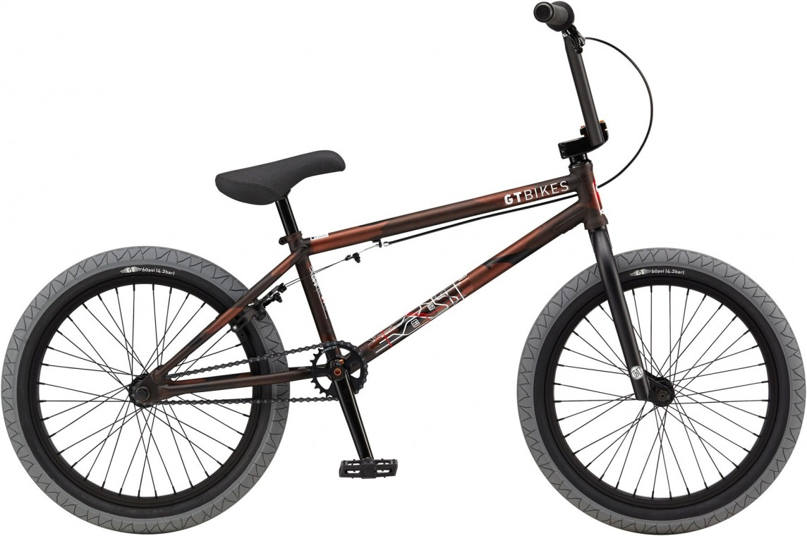Team Comp, 2018 - BMX bike, Copper