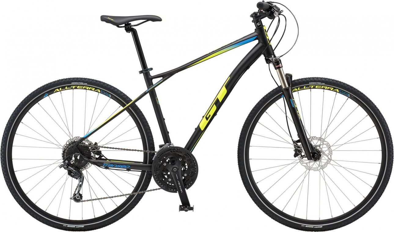 Transeo Expert 700, 2018 - Urban hybrid mountain bike