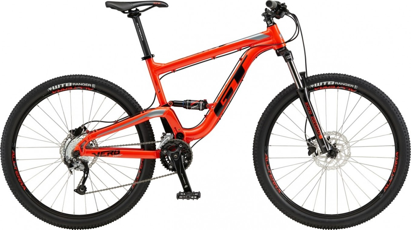 Verb Comp - 2019 Full Suspension Bike