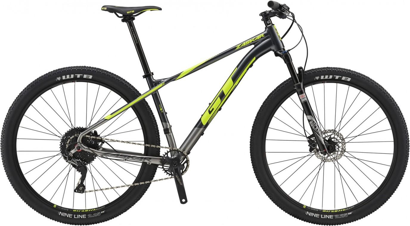 GT Zaskar Aluminium Comp, 2018 - Hardtail mountain bike 27.5/29