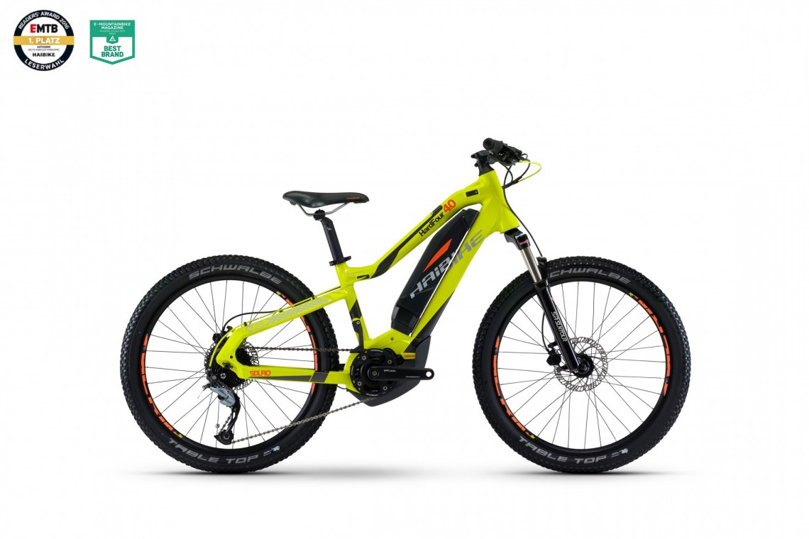 KIDS SDURO HardFour 4.0 - Yamaha Electric kids bike 2017