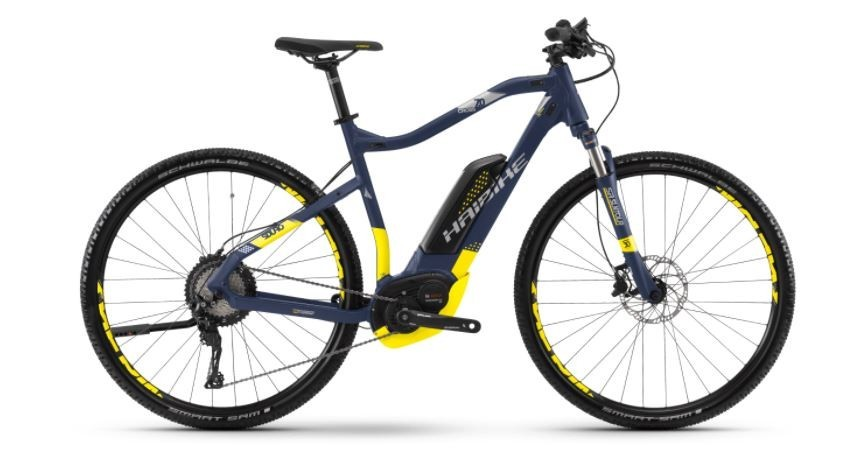 SDURO Cross 7.0 2018 - Cross electric bike
