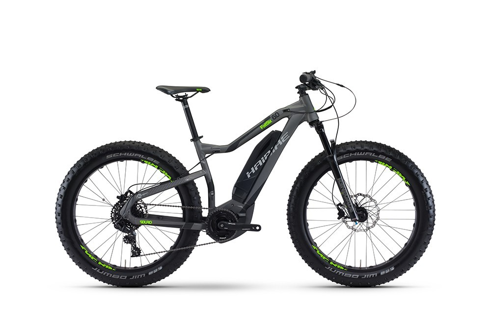 SDURO FatSix 6.0 400 2017 - Electric Fat Bike