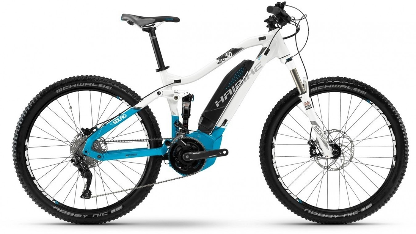SDURO FullLife 6.0 2018 - Full Suspension Electric Bike