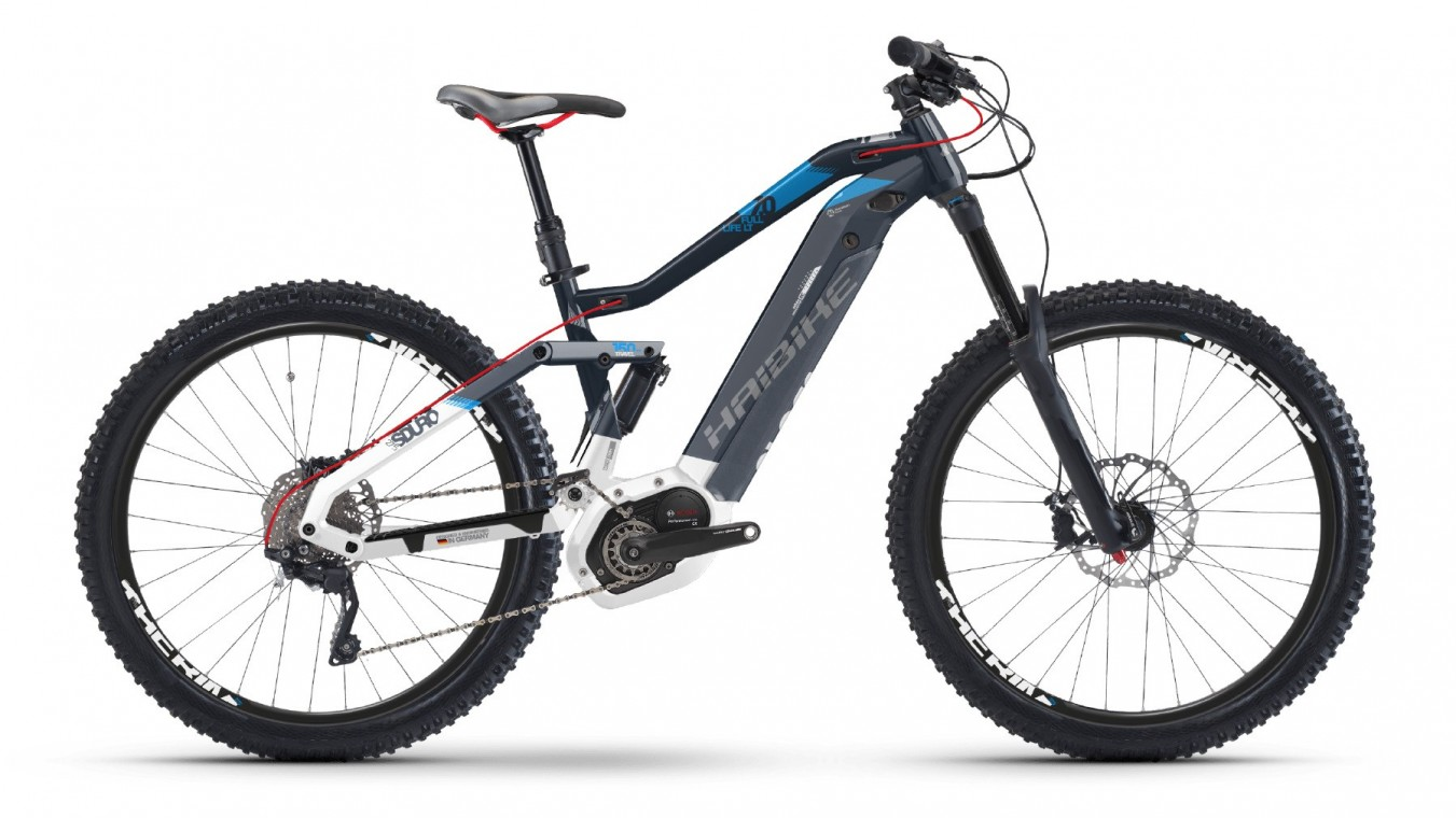 SDURO FullLife LT 7.5 2018 - Full Suspension Electric Bike