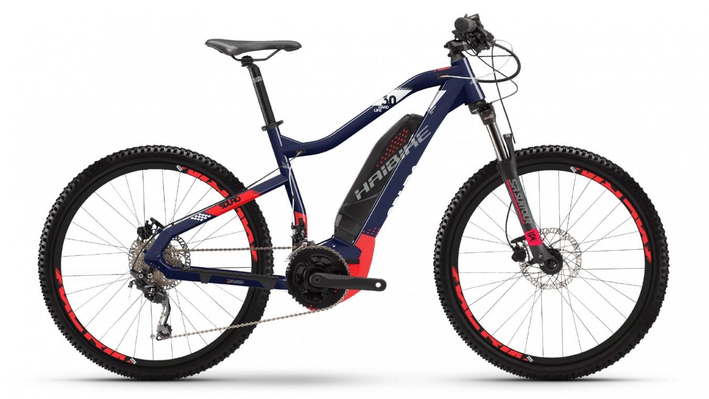 09281750853f19 Haibike SDURO HardLife 3.0 2018 - Electric Bike