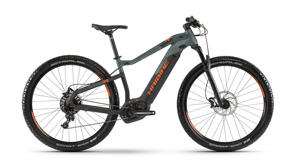 SDURO Hardnine 8.0 2019 - Bosch Electric Bike