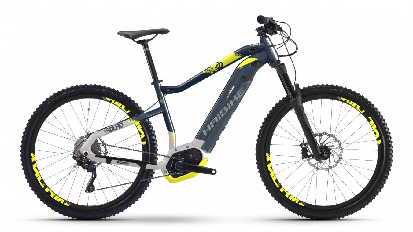 SDURO HardSeven 7.0 2018 - Electric Bike