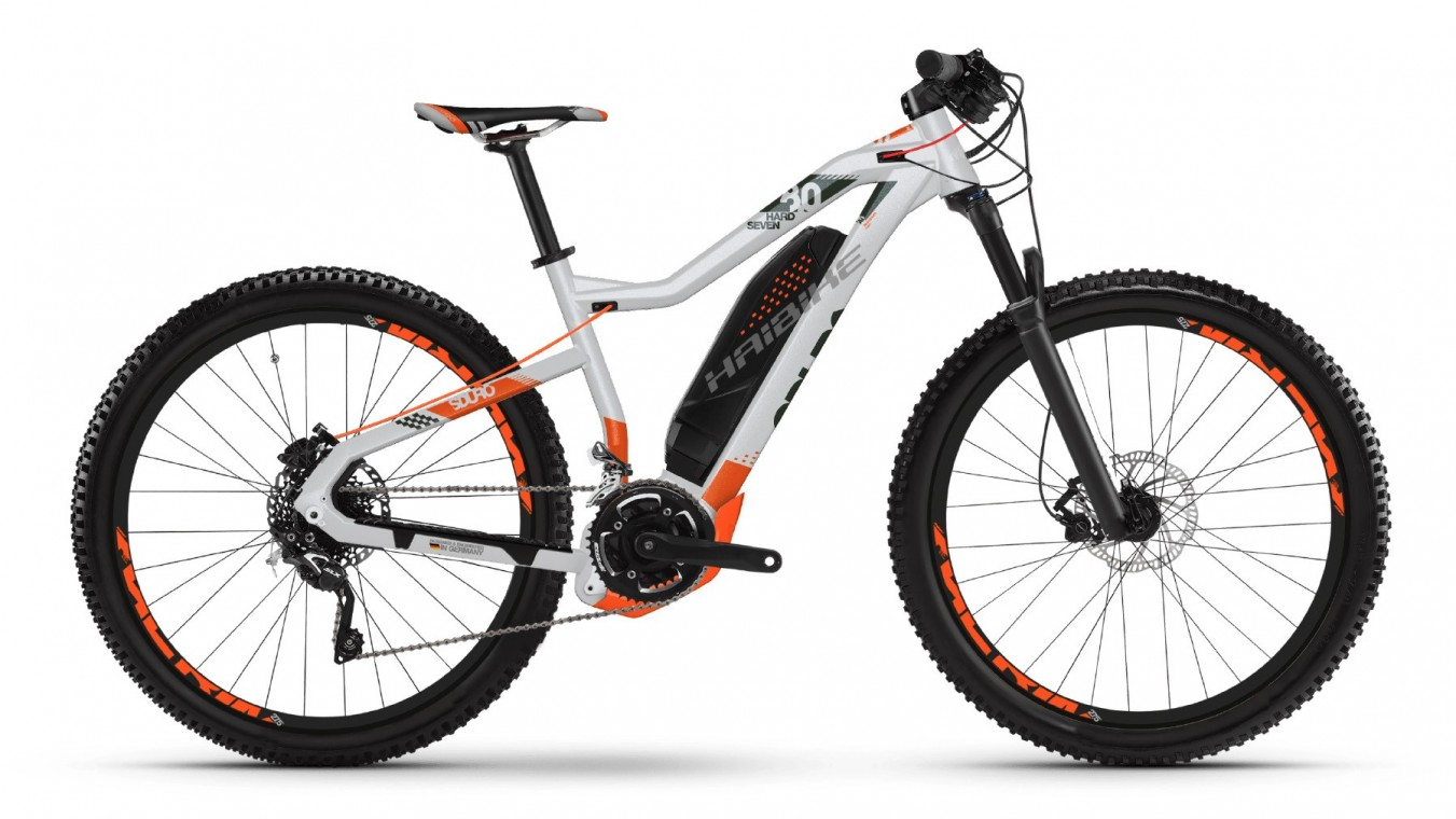 SDURO HardSeven 8.0 2018 - Electric Bike