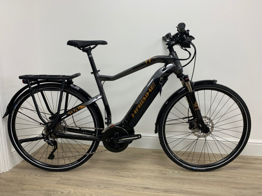 SDURO Trekking 6.0 Mens 2019 - Yamaha Electric Bike