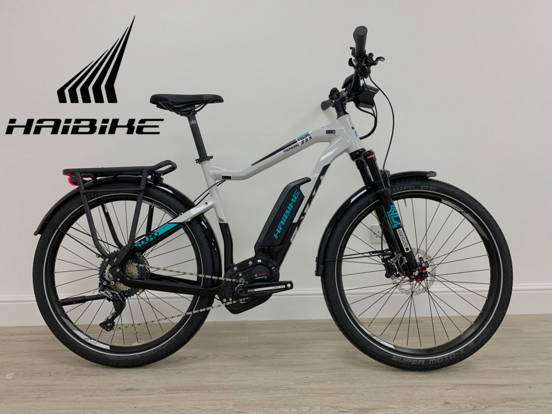 Haibike SDURO Trekking 7 0 2019 - Electric Bike