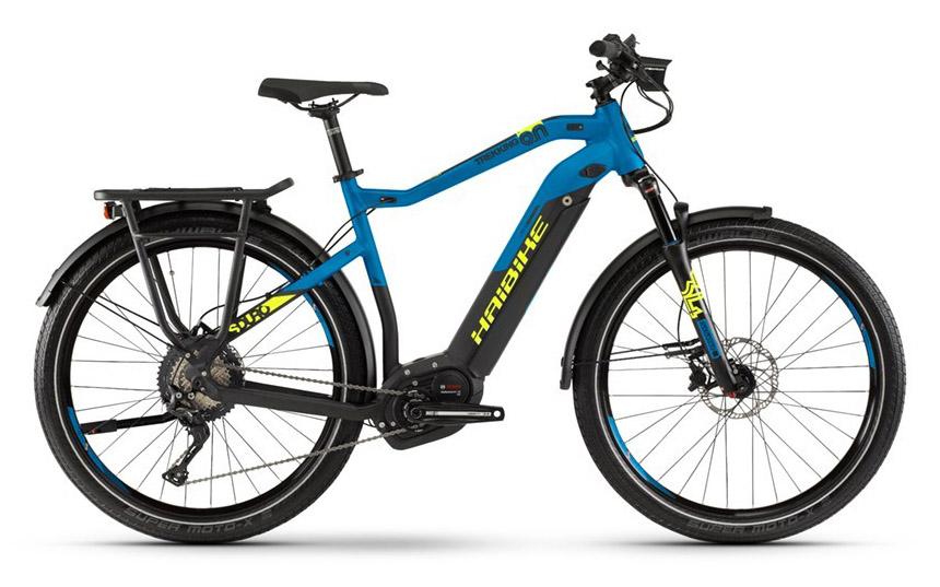 Haibike SDURO Trekking 9 0 Mens 2019 - Bosch Electric Bike