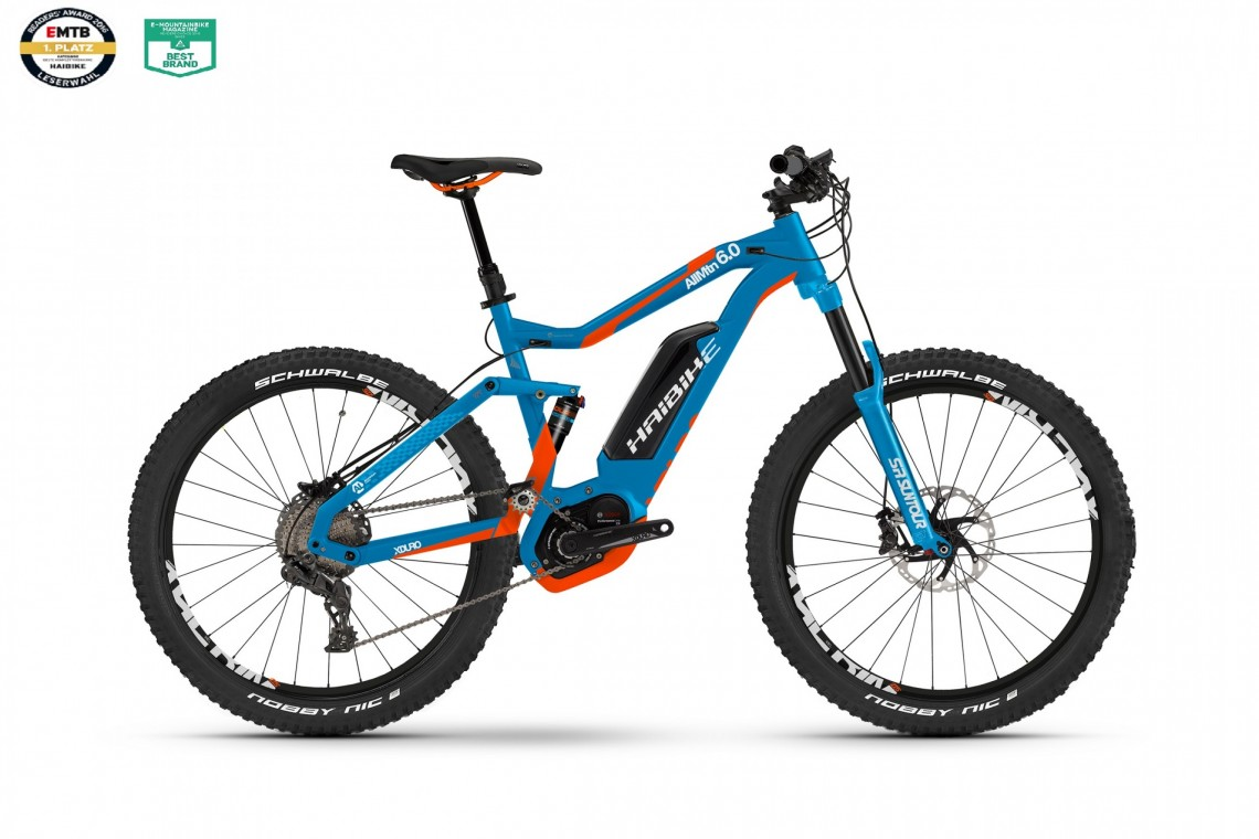 XDURO AllMtn 6.0 500 2017 - Bosch Electric Full Sus Bike