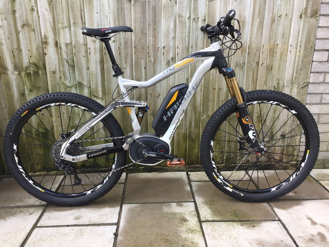 XDURO AllMtn Pro 27.5 2015 - Electric Mountain Bike