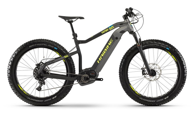 XDURO FatSix 9.0 2019 - Bosch Electric Bike