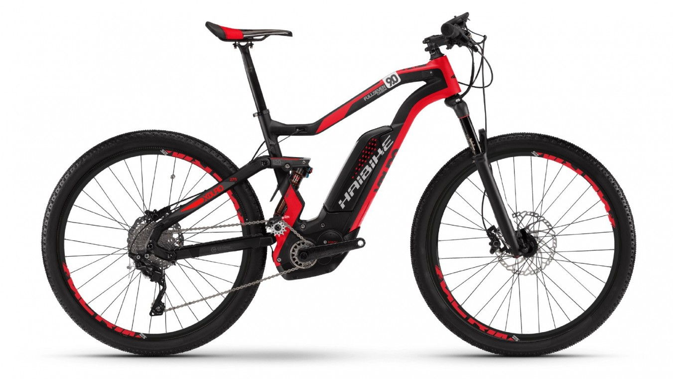XDURO FullSeven Carbon 9.0 2018 - Bosch CX Electric Bike