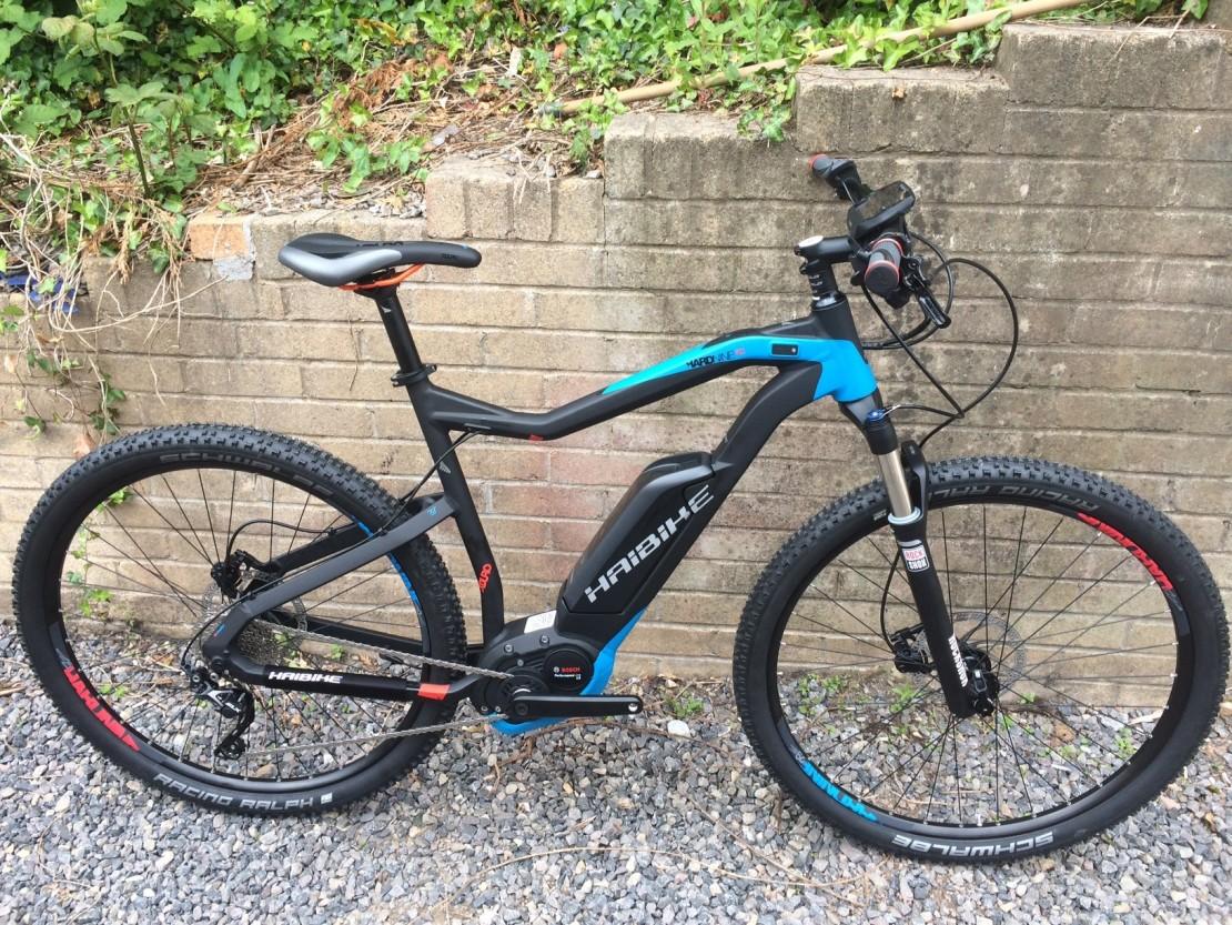 haibike xduro hardnine rc 2016 electric mountain bike. Black Bedroom Furniture Sets. Home Design Ideas