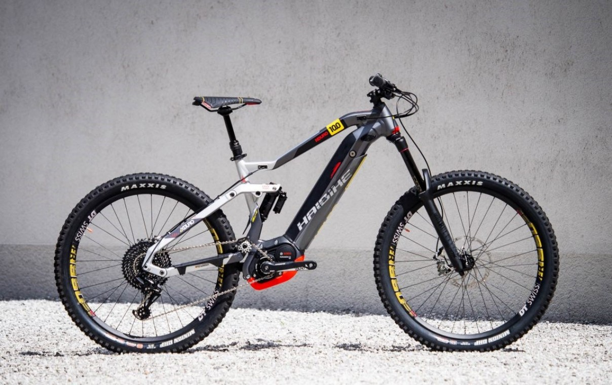 XDURO NDURO 10.0 2018 - Bosch CX Electric Bike