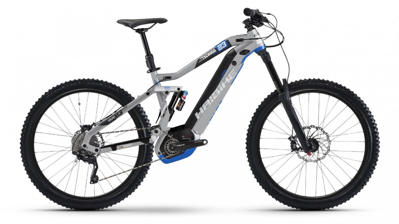 Haibike XDURO NDURO TSCHUGG 23 2018 - Bosch CX Electric Bike
