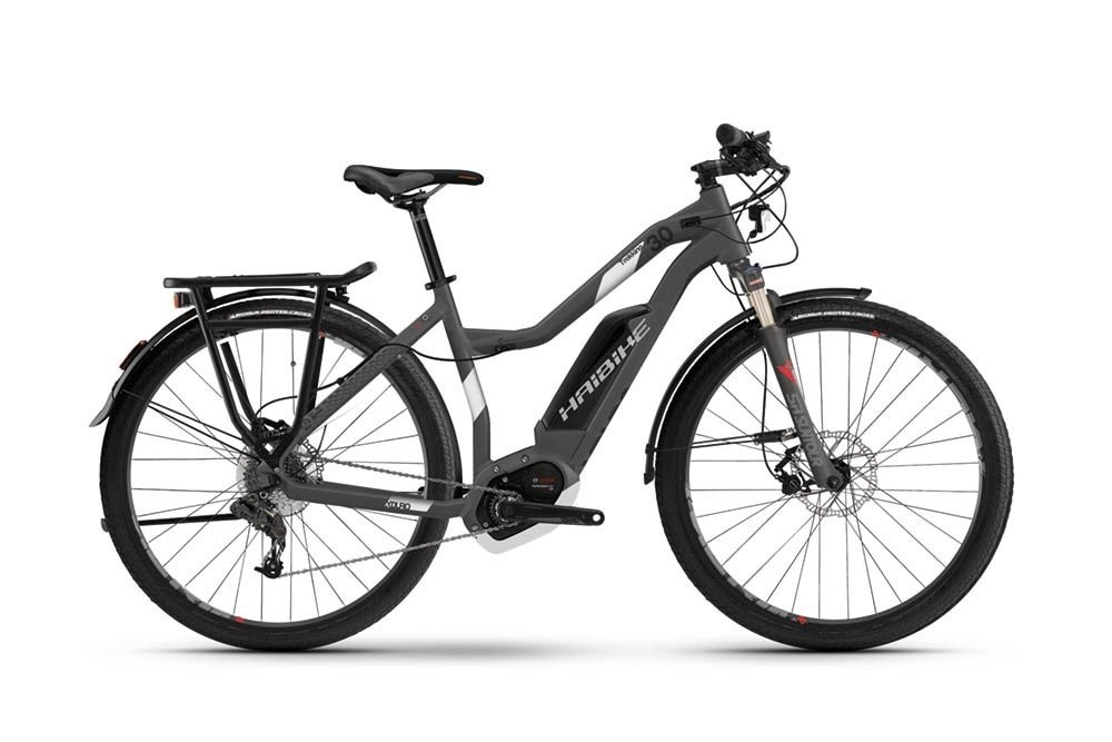 XDURO Trekking 3.0 500 2017- Bosch Electric Hybrid Bike - Womans